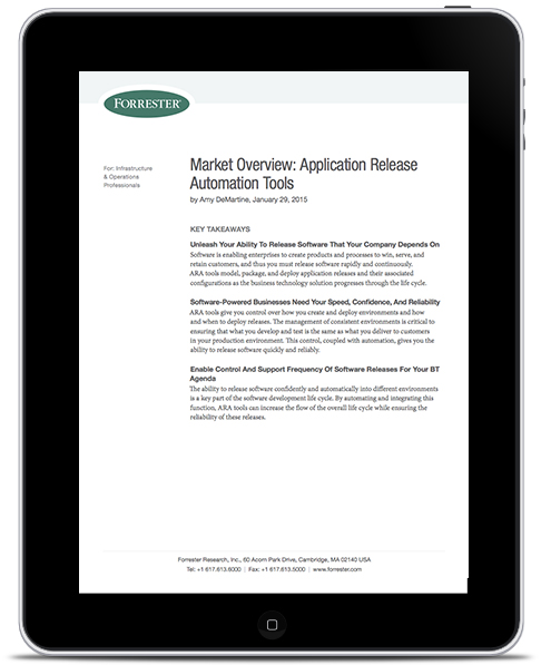 Free Download: Application Release Automation Tools Market Overview