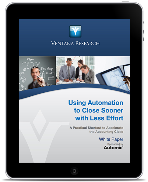 Ventana Research: Close Sooner with Less Effort